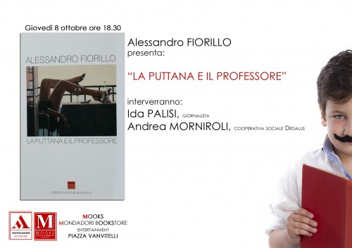 Alessandro Fiorillo - Puttana e Professore