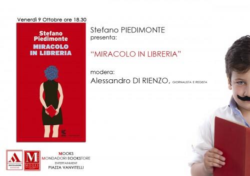 Stefano Piedimonte - Miracolo in Libreria