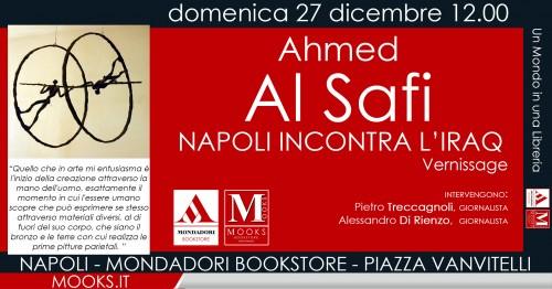 Evento Ahmed Al Safi