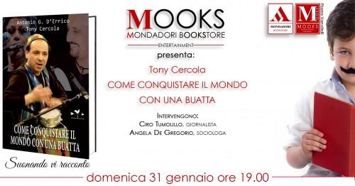 Tony Cercola - Come conquistare il mondo con una buatta