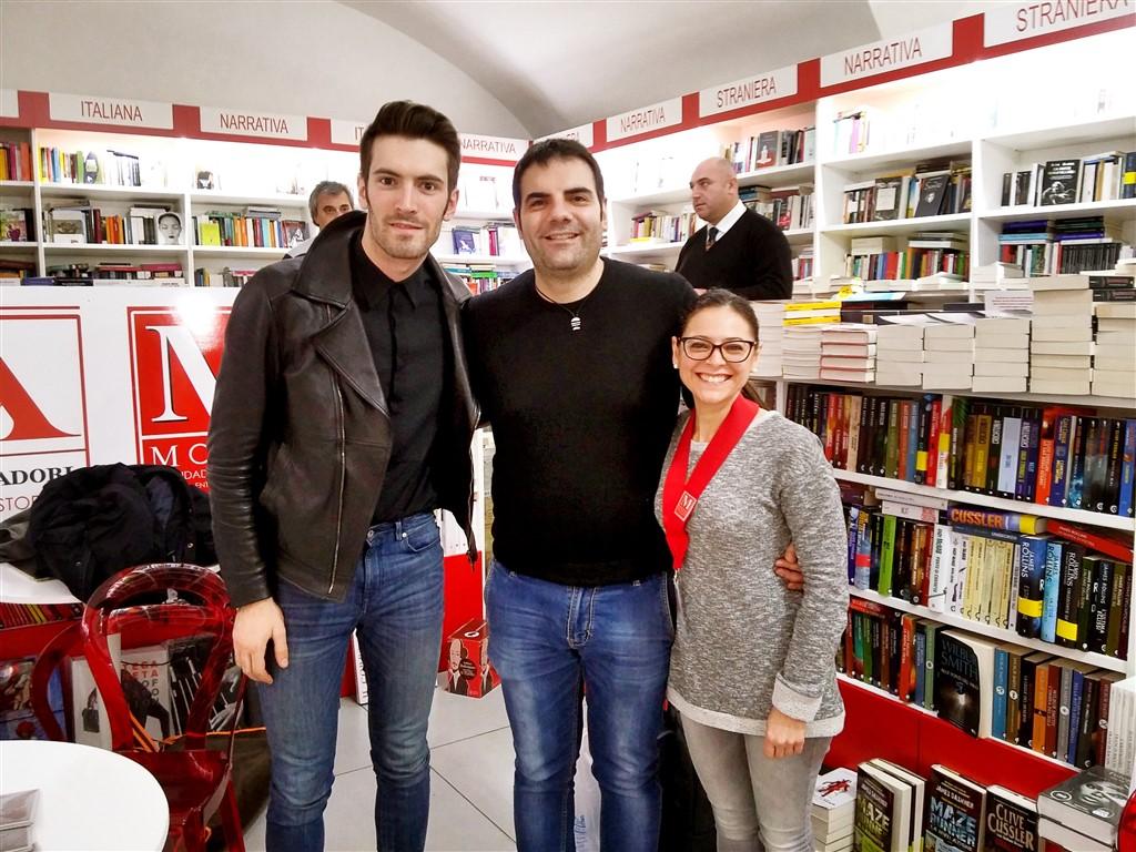 Giovanni Caccamo & MOOKS' Staff