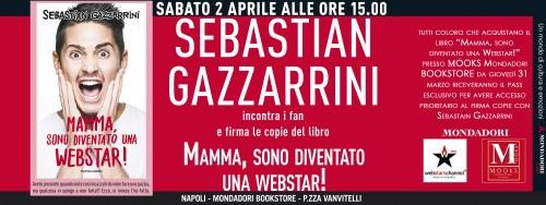 Evento Sebastian Gazzarrini